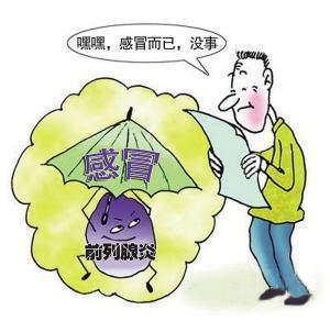 感冒会引起前列腺炎吗【四招教您如何保养】