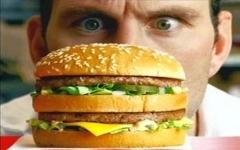 46年吃3***个汉堡,健康比纪录更重要