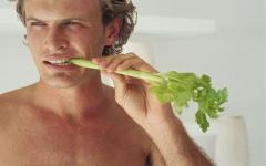 男的少吃芹菜原因「小心三种杀精食物!」